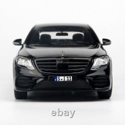 118 Mercedes-Benz S-Class AMG-Line 2018 NOREV Diecast Model Car Alloy Vehicles