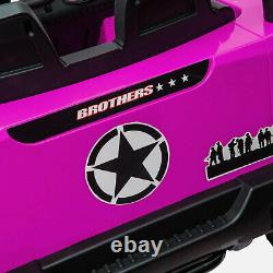 12V Kids Ride On Truck Car Toy Electric Battery Powered Vehicle withRemote Control