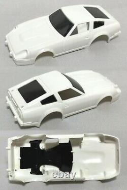 1993 UNUSED TYCO TCR Slotless Slot Car 13ft Indy RACE SET 3 Vehicles +Bonus Body