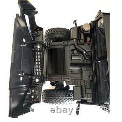 1/10 RC HG 44 U. S Civilian Hummer P415 Car Servo ESC Motor Radio Model Vehicle