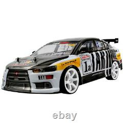 1/10 Scale 70km/h High Speed 4WD RC Racing Car 2.4GHz RC Drift Vehicle RTR