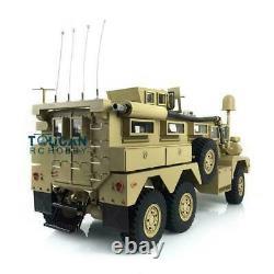 1/12 HG P602 RC Cougar 6x6 MRAP Vehicle Car ESC Motor Sound Light Radio