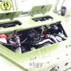 1/18 DFM Warrior All-terrain Off-Road Military Vehicles Diecast Model Toys Car