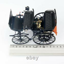 1/18 Norev Daimler 1886 No. 1 Four Wheel Vehicle Diecast Model Car Gifts Display