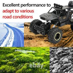 2.4G 4WD RC Monster Truck Off-Road Vehicle Remote Control Crawler Car Buggy Car