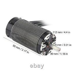 56112 780KV 4 Pole Sensorless Brushless Motor for 1/5 Big RC Car Vehicle