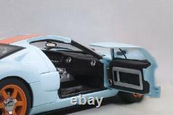 AUTOart 118 Scale 2004 FORD GT GULF #40 Car Vehicle Model Replica New in Box