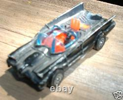 Batmobile-gorgi Junior Toy-dc Comics Inc 1976