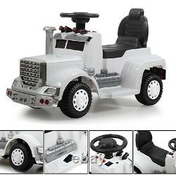 Battery Powered Truck Car For Kids Ride On 6V Electric Music Toddler Vehicle