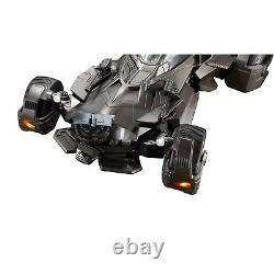 DC Justice League Ultimate Batmobile RC Vehicle Figure Standard Pack + 6 Figure