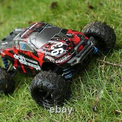DEERC High Speed 4WD RC Car Remote Control 118 Monster Truck Racing Vehicle RTR