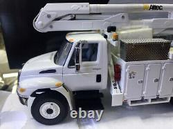 First Gear Diecast Toy Model 134 Altec Durastar Utility Bucket Truck Vehicles