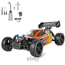 HSP 4WD RC Car 110 High Speed Vehicle Nitro Power Off Road Buggy Racing Car a1