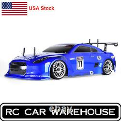 HSP Racing Drift RC Car 4wd 110 Electric Vehicle On Road RTR Remote Control USA