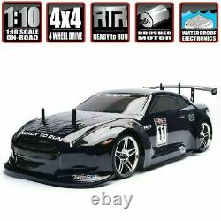 HSP Racing Drifting RC Car 4wd 110 Electric Vehicle On Road RTR Remote Control