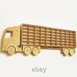 Hot Wheels Shelf Toy car storage Matchbox garage Birthday gift idea for boys