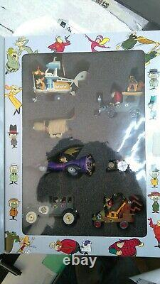 Kensin Wacky Races Vol. 1 Mean Machine Collection Hanna Barbera Toy Car vehicle