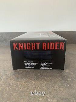 Knight Rider Electronic 1/15 Scale KITT Vehicle Car Diamond Select Toys DST New