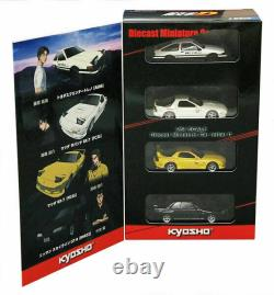 Kyosho 164 Initial D Diecast Vehicle K07057A6