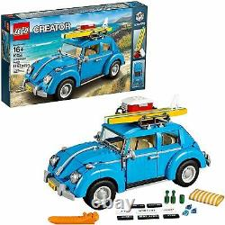 LEGO 10252 Creator Expert Volkswagen Beetle Brand New Sealed Retired Set