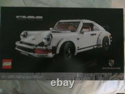 LEGO Icons Vehicles Porsche 911 (10295) 1458 Pieces NEW, SEALED- SEE DETAILS