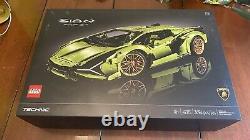 LEGO Lamborghini Sian FKP 37 (42115) 100% Disassembled & Counted