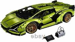 LEGO Technic Lamborghini Sián FKP 37 (42115) Super Car NEW FAST SHIPPING IN HAND