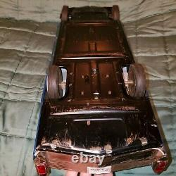 NOMURA TOY COMPANY tinplate car CADILLAC Large 26 inches vintage toy Japan