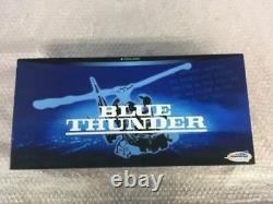 ORGANIC Dream Machine Project Blue Thunder Helicopter 1/32 Diecast Vehicle New