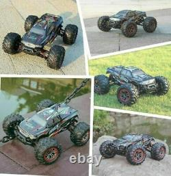 RC Car 110 Scale Remote Control Monster Vehicle Car 2.4Ghz 4WD Off-Road Rock