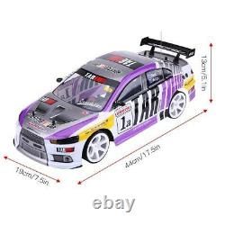 RC Racing Car Drift Toy Vehicle 70km/h 1/10 Scale 4WD Remote Control Model Car