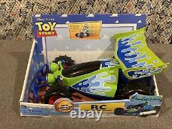 RC Toy Car Disney Pixar Toy Story 14 Thinkway Toys