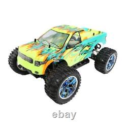 RC Truck 4WD Monster Buggy Off-Road Vehicle Remote Control Crawler Electric Car