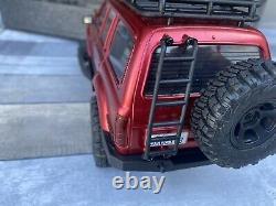 ROCHOBBY 1/18 2.4G Katana Waterproof Crawler RC Car Vehicle RTR Excellent