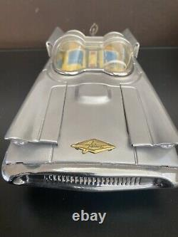 Rare All Original Alps Futura Concept Car- Battery Op 1950's Japanese
