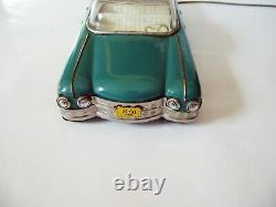 Rare soviet Toy Tin Litho metal Car Cadillac Eldorado 1959 LEN 51-60 USSR