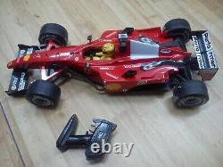 Remote F1 Racing Car Radio Control Vehicle RC Formula 1 open wheel cockpit seat