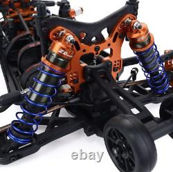 Super FAST 60mph 1/8 4WD 2.4G RC Car Brushless Big Foot Drift Vehicle Truck RTR