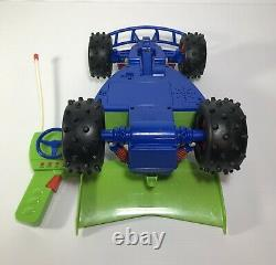Toy Story Signature Collection RC Remote Control Buggy Car Thinkway 14 Vehicle