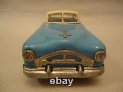 Vintage Packard Hungary Friction Tin Toy Car Oldsmobile 1950s