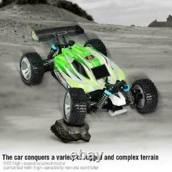 WLtoys A959-B 1/18 Scale 4WD RC Car 70KM/h High Speed Off-road Vehicle RTR