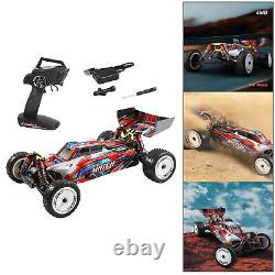 Wltoys 1/10 2.4G 4WD Racing RC Car Off-Road Vehicle Drift Car for Kids
